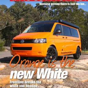 Frontline Adventurer Review - Orange is the New White
