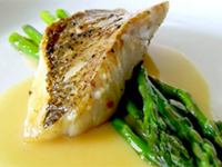 On The Move Recipe Series - White Fish in Beurre Blanc Sauce Recipe