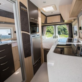 Tailored Motorhomes are on the Horizon - The Wanderer - April 2015