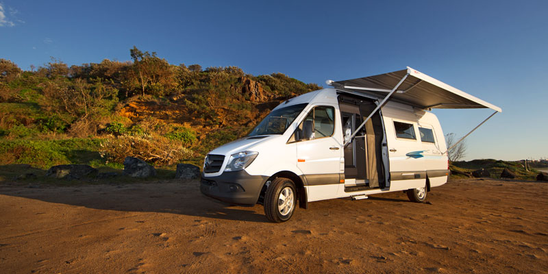 The Wanderer Feature - Northern Rivers, Made for RV Touring - May 2014