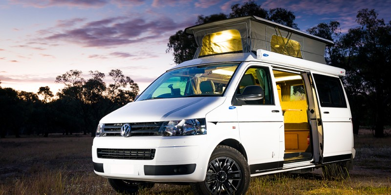 Frontline Campervans unveil free offer with every purchase