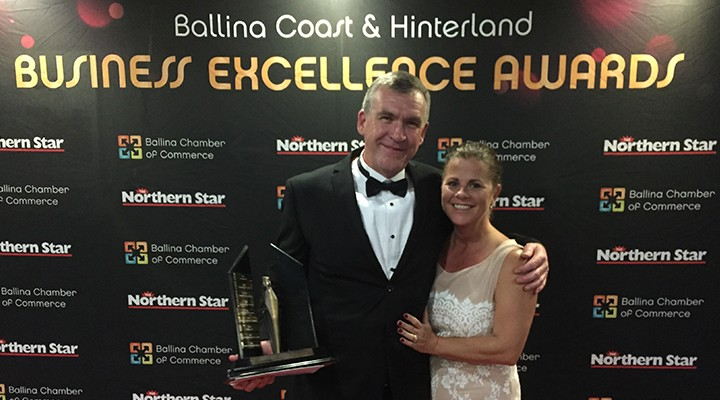 BCMC and Horizon Motorhomes win 2015 Business of the Year!