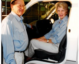 Ron and Shirley, co-founders of BCMC