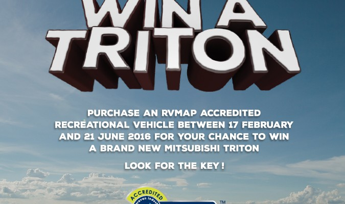 Choose the key for your chance to Win a TRITON!