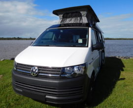 Frontline Campervan VW T6 103kW LWB - Stock No: 8154