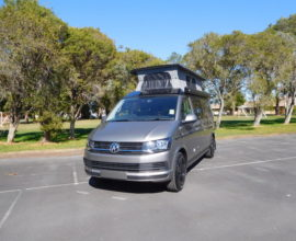 Frontline Adventurer VW T6 4 Motion LWB - Stock No: 8349