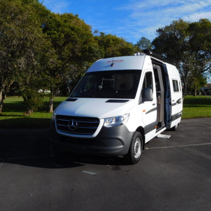 Horizon Waratah Mercedes Benz Sprinter LWB Stock No: 8298