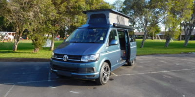 Frontline Adventurer VW T6 4 Motion LWB - Stock No: 8340