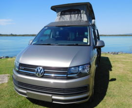 Frontline Adventurer VW T6 4 Motion 132kW LWB - Stock No: 8245