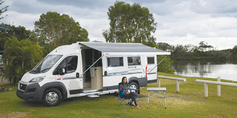 Trade RV Online Magazine | Horizon Motorhomes Melaleuca Review | July 2017
