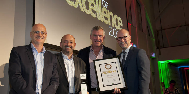 Horizon Motorhomes win Manufacturer of the Year & CCIA Hall of Fame