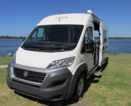 "Horizon Melaleuca ""Appeal"" Motorhome - Stock No: 8159"