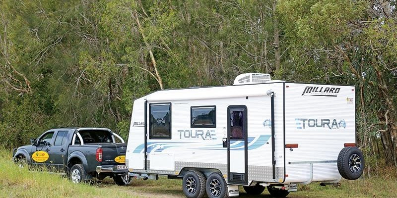 OFF THE BEATEN PATH...IN STYLE AND COMFORT | MILLARD CARAVANS NOW AVAILABLE
