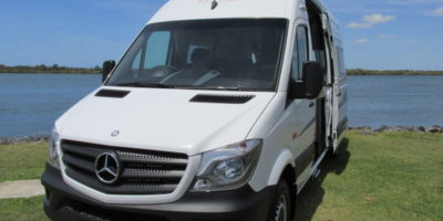 Horizon Wattle Motorhome Merc Sprinter LWB - S/No: 8311