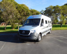 Horizon Acacia Mercedes Benz Sprinter LWB - Stock No: 8290