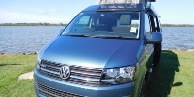 Frontline Adventurer VW T6 4 Motion LWB - Stock No: 8324