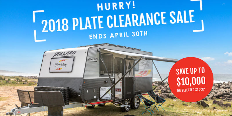 The BCMC 2018 Plate Clearance Sale