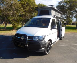Frontline Adventurer VW 103kW LWB - Stock No: 8376