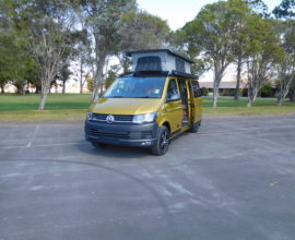 Frontline Adventurer VW T6 4 Motion LWB - Stock No: 8375