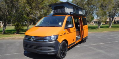 Frontline Adventurer VW T6 4 Motion LWB - Stock No: 8374