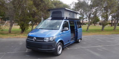 Frontline Adventurer VW 103kW - Stock No: 8408