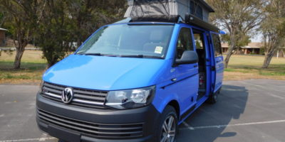 Frontline Adventurer VW T6 4 Motion LWB - Stock No: 8380
