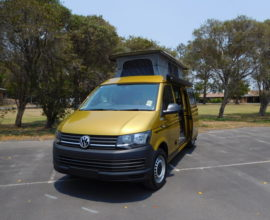 Frontline Adventurer VW 103kW LWB - Stock No. 3433