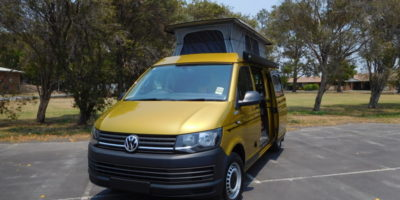 Frontline Adventurer VW 103kW LWB - Stock No. 8433