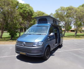Frontline Adventurer VW 103kW - Stock No: 8419