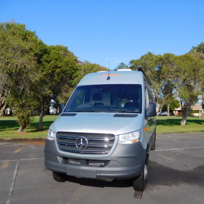 Horizon Wattle Mercedes Benz Sprinter LWB Stock No: 8427
