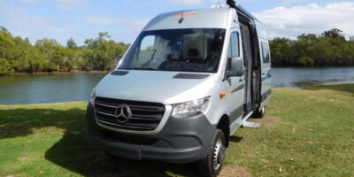 Horizon 4X4 Waratah Mercedes Benz Sprinter LWB - Stock No: 8474