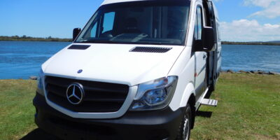 Horizon Wattle Mercedes Benz Sprinter LWB - Stock No: 8604
